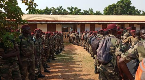 Военные ЦАР разгромили боевиков в деревне Боколобо