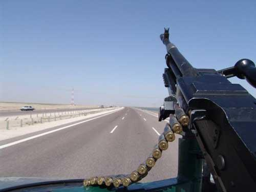 Жандармерия ЦАР проводит операции по зачистке городов от боевиков на северо-западе страны