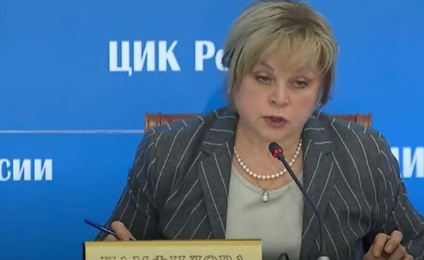 Глава ЦИК указала на низкую эффективность работы избирательной комиссии Петербурга